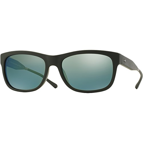 Oliver Peoples West Unisex Polarized Sunglasses, Matte Army GRN/G-15 GRN, - West Peoples Oliver
