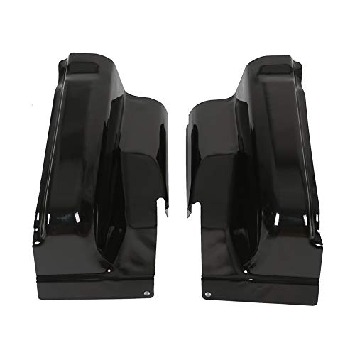 - Pickup Truck Cab Corners Set Pair for 2004-2008 Ford F-150 4Door Crew Cab