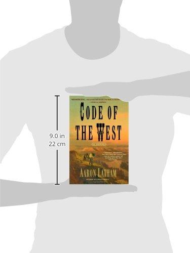 Code of the west aaron latham 9780425185131 amazon books fandeluxe Choice Image