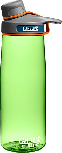 Camelbak Products Chute Water Bottle, Lime, 0.75-Liter (Best Way To Clean Camelbak Water Bottle)