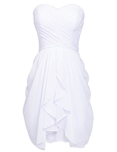 CoutureBridal -  Vestito  - Sera  - Donna bianco 44