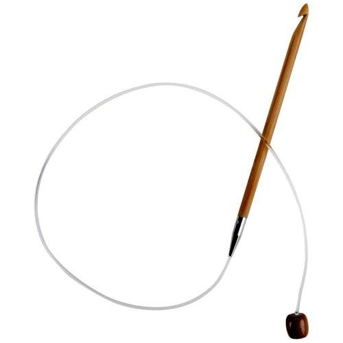 ChiaoGoo Flexible Crochet 24 inch Bamboo