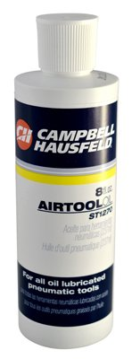 Campbell Hausfeld ST1270 Tool Oil 8-Ounce