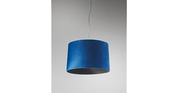 Amazon.com: Velvet pendant lamp - US160 (large) - orange ...