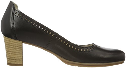 WoMen All Closed Multi Fits Segovia One Toe Pikolinos v17 W6l Size Coloured Black Black Heels Aw7AxF