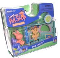 Littlest Pet Shop Hermit Crab - Littlest Pet Shop Pet Nook - Hermit Crab in Aquarium