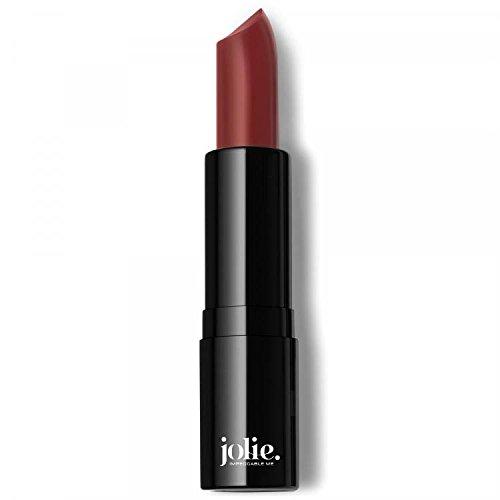 Jolie Moisture-Rich Cream Lipstick (Seductive Scarlet)