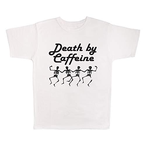 4 All Times Death by Caffeine T-Shirt -