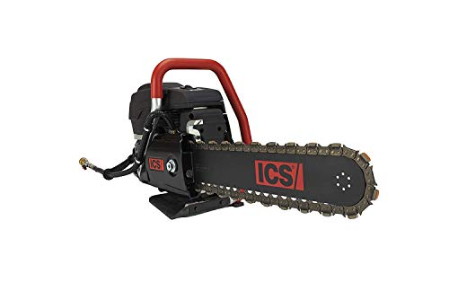 ICS 575872 695XL-16 F4 Gas Powered Concrete Cutting Chainsaw Package with 16
