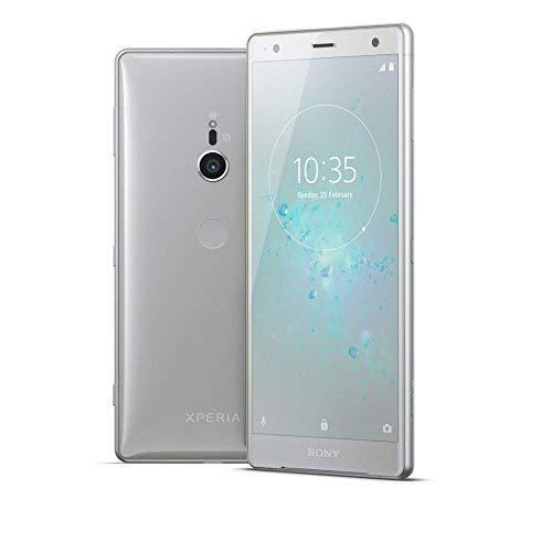 Sony Xperia XZ2 H8216 64GB 5.7' Factory Unlocked Smartphone (Liquid Silver) US & Latin 4G LTE