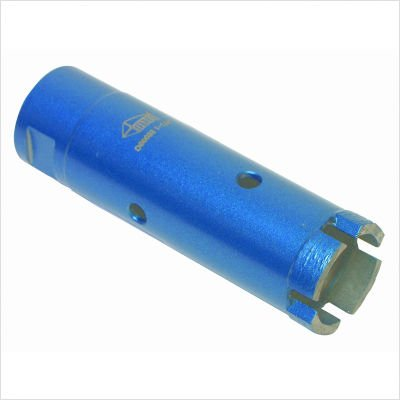 S33 Laser Welded Segmented Type Core Bits Size: 2-1/2