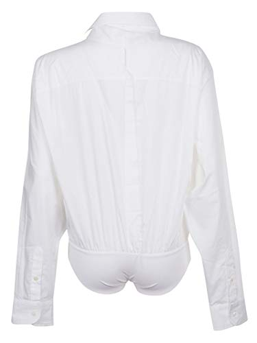 Mujer Camisa Project Unravel Algodon Blanco Uwdd027r180890010100 5cnwB1Ry