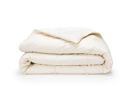 100% All Natural, Made In The U.S.A. - King Wool Filled Comforter -108'x90'...