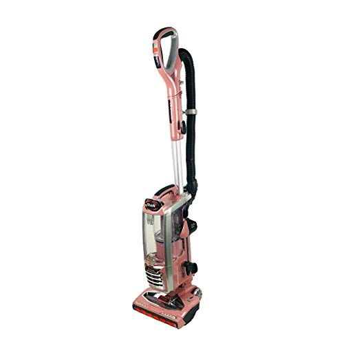 Shark DuoClean Technology Vacuum Cleaner NV801Q Powered Lift-Away Speed Upright with Pet Multi-Tool and Anti-Allergen Complete Seal Technology and HEPA Filter NV801QRG (Smokey Rose)(Renewed)