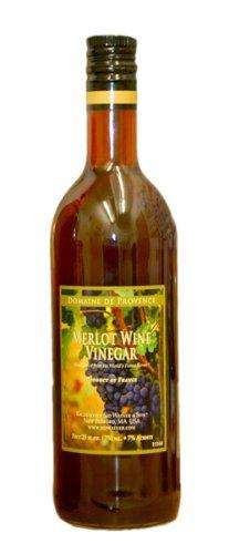 Domaine de Provence Merlot Wine Vinegar, 25 Fl Oz