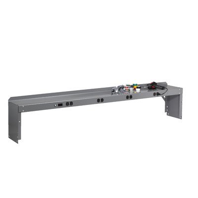Workbench 72in (Electronic Riser With End Supports For Electronic Workbench (12