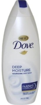 Dove Deep Moisture Nourishing Body Wash 24 oz -  Unilever HPC - USA, 720038