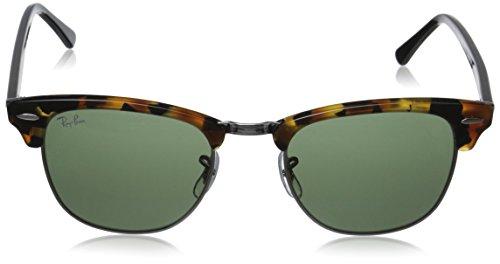 Verde Clásico 1157 mujer RB Ray Multicolor Gafas Marco Havana Ban 2156 Negro de sol para Vidrio BqxTOp
