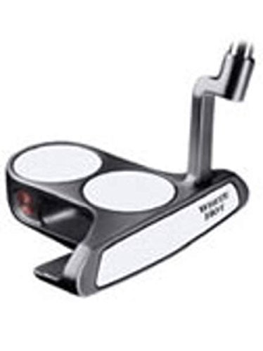 Odyssey White Hot 2-Ball Blade Putter Steel Right Handed 34.25in