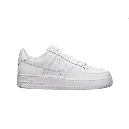 white air force ones low top - 1