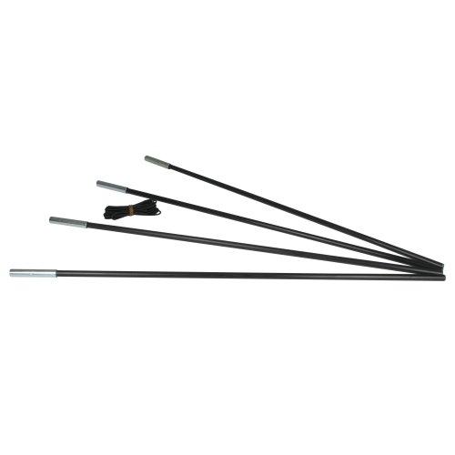10T SPK Set de 4 arceaux de tente en fibre de verre