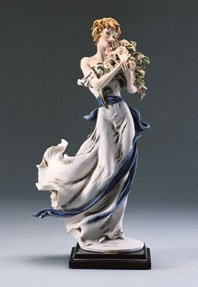 Giuseppe Armani Belle 2002 Redemption Figurine - Collection Armani