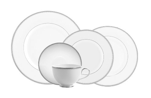 Monique Lhuillier for Royal Doulton Dentelle 5-Piece Dinnerware Place Setting