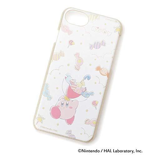 ITS` DEMO 星のカービィ カービィ iPhoneケース ケース カバー スマホ LOVE UP柄 iPhone 8 7 6s イッツデモ