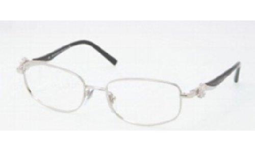 BVLGARI Eyeglasses BV 2122K 394 Silver - Bvlgari Eyeglasses Mens