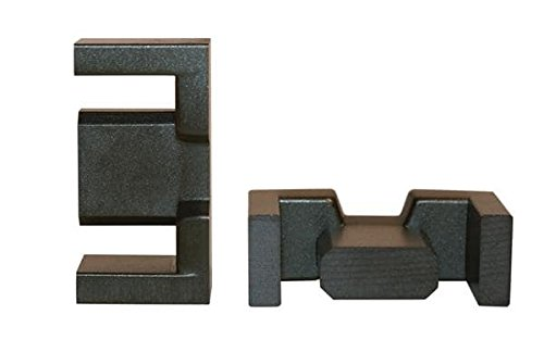 Ferrite Cores & Accessories 98 EFD Core EFD30 Ind 2150 nH 25% TOL , Pack of 50 (8998303021)