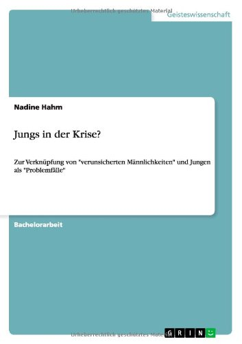 Download Jungs in der Krise? (German Edition) pdf epub