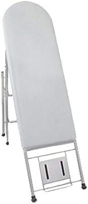 Ropa fáciles tabla de planchar 125 * 34 * 85 cm tabla de planchar, Home Tabla de planchar plegable de gran capacidad de carga de metal tabla de planchar, Doble Uso tabla