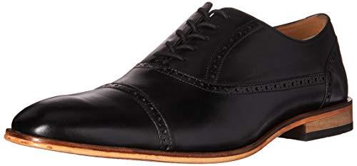 (Giorgio Brutini Men's Galveston Oxford Black 9.5 M US )
