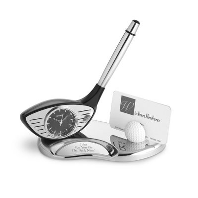 Things Remembered Personalized Golf Desk Set with Engraving -