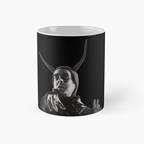 Scary Halloween 110Z Coffee Mugs
