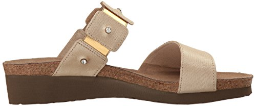 Sandals Leather Womens Ashley Naot Gold qwOnxztfCR