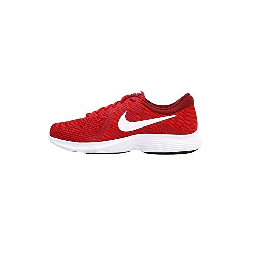Fitness Blanc Zapatillas 4 De Unisexe Revolution 600 gym Rouge Noir Nike Team Chaussures Adultes Running a8qxZ