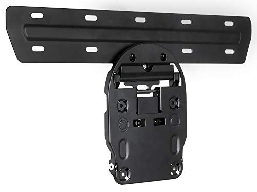 Mount-It! No Gap TV Wall Mount for Samsung QLED Q7 / Q8 / Q9 / Q7CN / Q7FN / Q9FN TVs, Tilting TV Bracket, Fits 49 to 65 Inch TVs, up to 110 lbs (MI-366)
