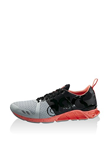 lyte Gel us 42 Negro Eu Asics One 8h Zapatillas Eighty Rojo gris 5EXxqvzxw