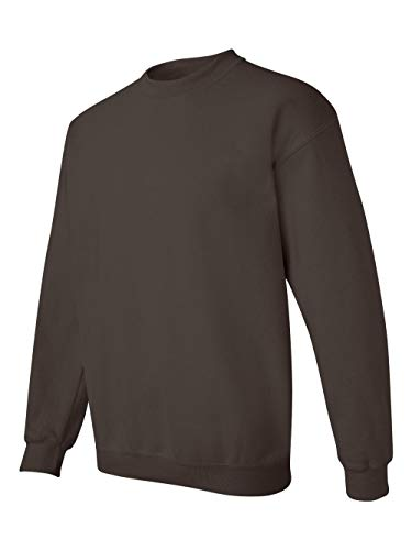 Gildan Men's Heavy Blend Crewneck Sweatshirt - XXXXX-Large - Dark ()