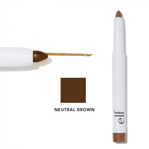e.l.f. Tinted Shape & Stay Wax Eyebrow Pencil 21753 Neutral