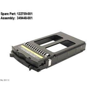 Compaq 1inch LVD Hard Drive Filler Blank Tray (Carbon) Proliant Servers - 349460-005