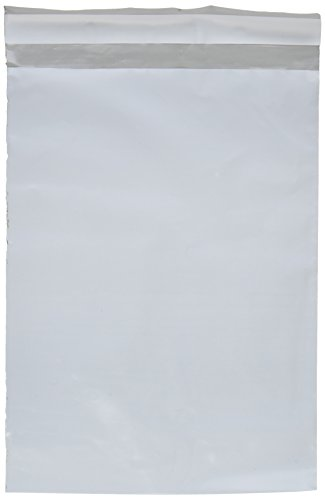1000-7.5x10.5 WHITE POLY MAILERS ENVELOPES BAGS