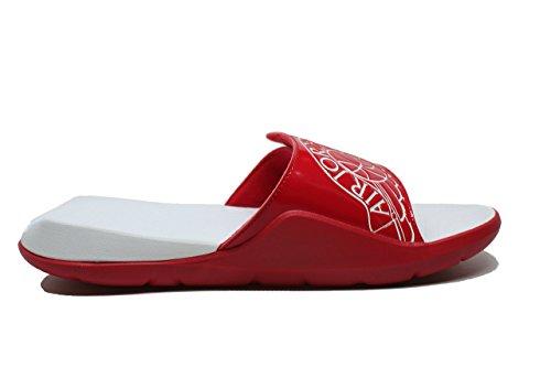 Nike Jordan Hydro 7 Gym Rosso / Bianco-bianco