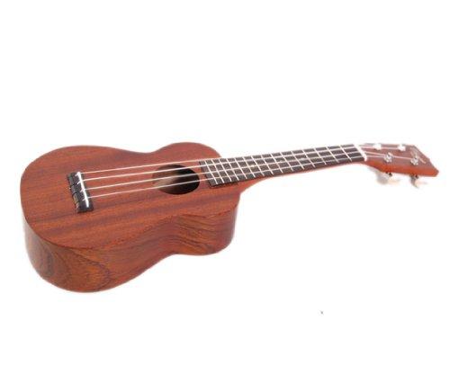 Ohana Soprano Ukulele Solid Mahogany product image