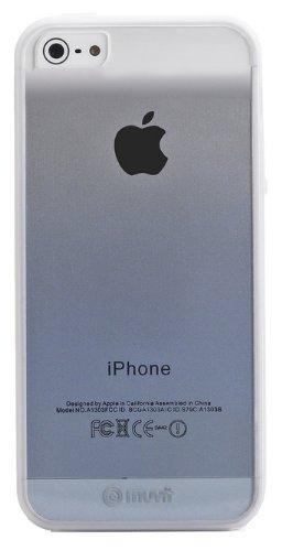 Muvit Alb Rückseitige Abdeckung für Apple iPhone 5C