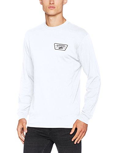 439f0405ee4866 Vans classic logo logo long sleeve tshirt the best Amazon price in ...
