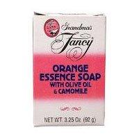 Grandpa's Orange Essence Bar Soap with Olive Oil and Chamomile -- 3.25 oz (Ounce Bar 3.25 Bath)