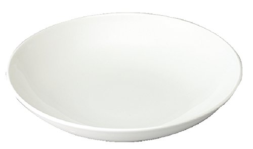 Melange 6 Piece Coupe Pasta Bowl Set, White
