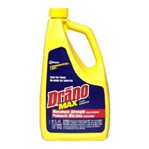 Drano Clog Remover Professional Strength 42 Oz